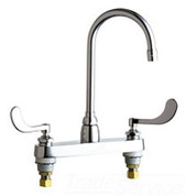 1100-GN2AE35-317AB KITCHEN SINK FAUCET CHICAGO CHICAGO FAUCET COMPANY 981593 981593