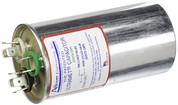 AMRAD ENGINEERING ROUND USA-MADE MOTOR RUN CAPACITOR, 45/5 MFD, 370/440 VAC 132341 132341