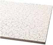 ARMSTRONG® ACOUSTICAL CEILING PANEL 823 CORTEGA SQUARE LAY IN, 24X48X5/8 IN., 8 PER CASE 1028736 1028736