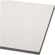 ARMSTRONG® ACOUSTICAL CEILING PANEL 764C GEORGIAN HUMIGUARD PLUS SQUARE LAY IN, 24X24X5/8 IN., 16 PER CASE Armstrong World Industries BPGR764C 296369