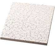 ARMSTRONG® ACOUSTICAL CEILING PANEL 769A CORTEGA SQUARE LAY IN, 24X48X5/8, 12 PER CASE Armstrong World Industries BP769A 296360