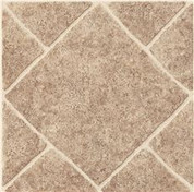 ARMSTRONG PEEL N' STICK TILE 12 IN. X 12 IN.DIAMOND LIMESTONE UMBER 1.65MM (0.065 IN.) / 45 SQ. FT. PER CASE 3564984 3564984