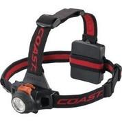 COAST® HL27 LED HEADLAMP, PURE BEAM FOCUSING, BLACK 2496545
