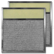 AMFCO RANGE HOOD FILTER WITH COVER, 11-3/4 X 11-3/8 X 3/8 IN. AM-310527 AM-310527