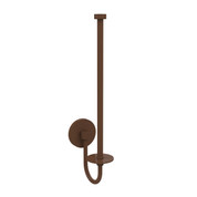 Allied Brass 1025U-ABZ  Skyline Collection Wall Mounted Paper Towel Holder, Antique Bronze