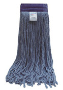 APPEAL® BALANCED MOP HEAD WITH 5-INCH UNIVERSAL HEADBAND, 24 OZ., BLUE  881743