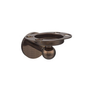 Allied Brass 1026-VB  Skyline Collection Tumbler/Toothbrush Holder, Venetian Bronze