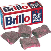 HOTEL SIZE BRILLO SOAP PADS, BOX OF 10 880065