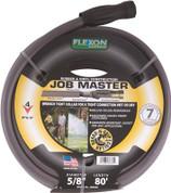 FLEXON 701004C 5/8-Inch by 80-Foot Job Master Garden Hose JM5880