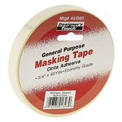 GENERAL PURPOSE MASKING TAPE 1 IN. X 60 YD. 461386 461386