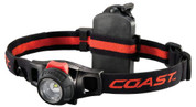 HL7R Rechargeable Pure Beam Focusing Headlamp Coast COS19274 COS19274