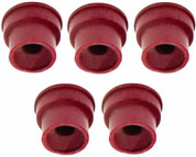 Grease Fitting Caps Rubber 5Pc Airgas Safety LMXLX-1458 LMXLX-1458