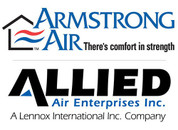 ARMSTRONG AIR 46K91 R40622-001 HEAT EXCHANGER