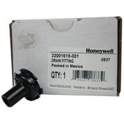 Honeywell 32001615-001 DRAIN FITTING FOR HUMIDIFIER