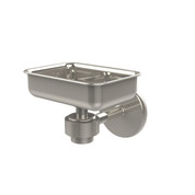 Allied Brass 7132-PNI  Soap Dish with Glass Liner, Polished Nickel