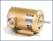 Baldor Motor EM3218T            5hp 208-230/460v 3ph 184T 1760 EM3218T