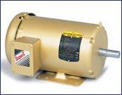 Baldor Motor EM3313T-G          10hp208-230/460v1800 w/ Ring EM3313T-G