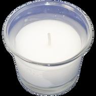 Viz Floral Oyster votive candle