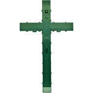 "Floral Cross 36"" (6 Per Case)"