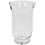 Glass Vase 6-3/4x4-3/4x12 (6 Per Case)