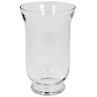 "Glass Vase 6 ¾""x 4 ¾""x 12"" (6 Per Case)"