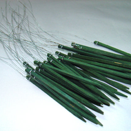 "Wire Wood Picks 4"" (10000 Per Case)"
