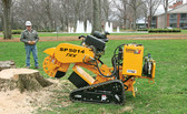JP CARLTON SP5014 TRX SERIES STUMP GRINDER