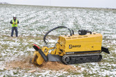 RAYCO RG74T-R Stump Cutter
