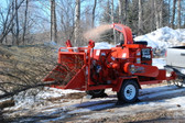MORBARK Eeger Beever™ 1415 (M12R) Brush Chipper