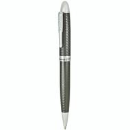 Conklin Herringbone Gun Metal Ball Pen