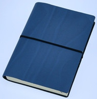 Ciak Notebook - Blue (15cm X 21cm - Blank Pages)