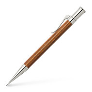 Classic Pernambuco Wood & Platinum Twist Pencil