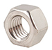 Finished Hex Nuts Construction Supplies at AFT Fasteners