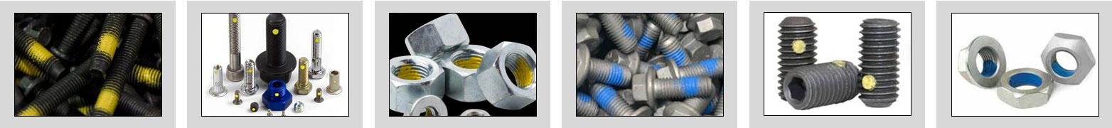 Threadlocker, Nylon Patch & Nylon Pellet Services at AFT