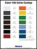 Xylan 1424 Color Chart