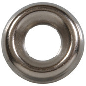 #8 Countersunk Finishing Washer Nickel Plated (10,000/Bulk Pkg.)