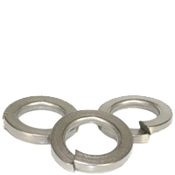 M24 DIN 127B Split Lock Washers A2 Stainless Steel (250/Bulk Pkg.)