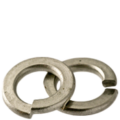 #8 Split Lock Washers 316 Stainless Steel (10,000/Bulk Pkg.)