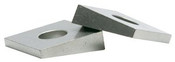 """1-1/4"""" Square Beveled Malleable Washer HDG (70/Bulk Qty.)"""