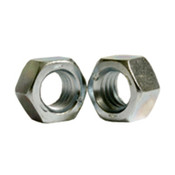 "3/4""-16 Grade 5 Hex Nut, Zinc Yellow (500/Bulk Pkg.)"