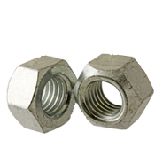 M16-2.00 Hex Cone Locknut Class 10 Med. Carbon Zinc & Wax Cr+3 DIN 980v (250/Bulk Pkg.)
