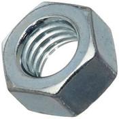 M8-1.25 Hex Nut, Class 6, Coarse DIN 934 Zinc Cr+3 (3500/Bulk Pkg.)