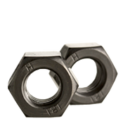 M8-1.00 Hex Nut, Class 8 DIN 934 Plain (200/Pkg.)