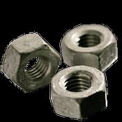 "5/16""-18 Heavy Hex Nut, A563 Grade A, Coarse, Hot Dip Galvanized (3000/Bulk Pkg.)"