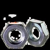 M5-0.80 Hex Jam Nut, Class 04 DIN 439B / ISO 4035, Coarse Zinc Cr+3 (8000/Bulk Pkg.)