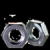 M10-1.50 Hex Jam Nut, Class 04 DIN 439B, Coarse Zinc Cr+3 (1000/Bulk Pkg.)
