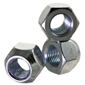 "7/16""-20x9/16"" Right Hand Wheel Nuts Zinc CR+3, 60-Degree Taper (500/Bulk Pkg.)"