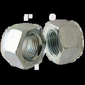 M5-0.80 Nylon Insert Locknut Class 10, DIN 985, Zinc Cr+3 (10000/Bulk Pkg.)
