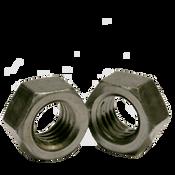 M12-1.75 CLASS 8 DIN 980 V Automation Locknut Zinc CR+3 & Waxed (500/Bulk Pkg.)