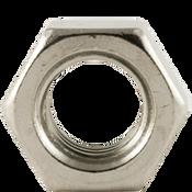 M5-0.80 Hex Nut, DIN 934, Coarse, Stainless Steel A2-70 (4000/Bulk Pkg.)